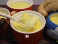 薑汁鮮奶雞蛋布丁
