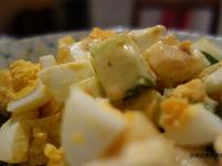 簡單的小黃瓜蛋沙拉