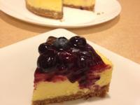 【甜點】藍莓乳酪蛋糕(6吋)