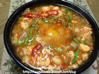韓式豬肉嫩豆腐鍋돼지고기순두부찌개