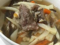 花枝赤肉羹湯