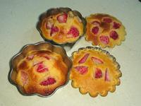 草莓馬芬《冬季甜蜜蜜限定》