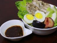 適合台灣人瘦身用的台式生菜沙拉