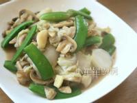 雙菇炒什錦蔬菜