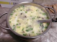 鴻喜菇玉米濃湯