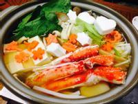 日式火鍋~昆布蟹鍋