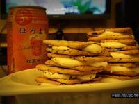 蘇打餅乾夾心棉花糖(方便版)
