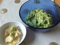酪梨沙拉醬(Avocado salad)