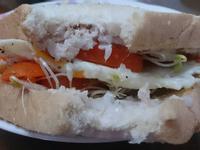 [美味早餐]鮪魚沙拉蛋三明治