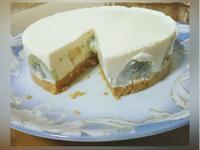 (免烤箱)奇異果生乳酪蛋糕💗