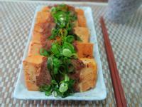 【壽喜燒風味】牛肉豆腐排