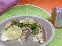 簡單泰式檸檬蒸魚之小蝸妞檸檬果粒醬蒸魚