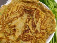 かにの茄汁芹菜煎蛋-蕃茄醬懶人料理
