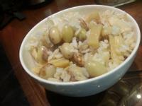 干貝虎豆飯