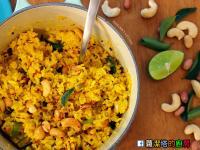 印度經典檸檬手抓飯