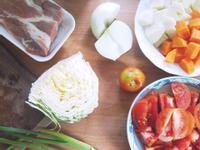 義式蔬菜羅宋湯-松板豬