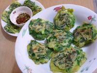 圓滿長久之韮菜煎餅-全聯料理王大賽