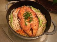 土魠魚開陽白菜魯