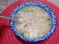 三鮮豆腐羹