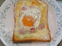 公雞太太焗烤三明治