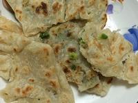 蔥油餅(燙麵法)