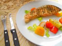 義式烤鮭魚【大同複合料理無水鍋】