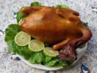 仙女檸檬茶香燻雞