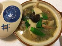冬筍魷魚蒜