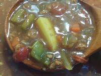 絞肉蔬菜咖哩