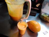 仙桃與牛奶的邂逅~仙桃牛奶果汁