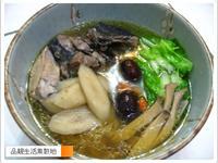 品靚上菜-秋末溫補雞湯