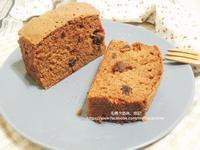 萊姆酒漬葡萄巧克力磅蛋糕-烘焙展西式食譜