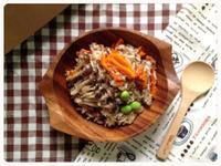 紅藜南瓜炊飯_電鍋料理