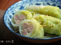 火鍋餃新吃法.高麗菜捲