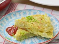馬鈴薯金黃烘蛋