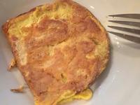 【5分鐘早餐】黃金蛋吐司