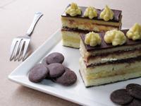 歐培拉蛋糕【烘焙展西式食譜】