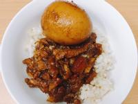 滷肉燥/肉燥飯/魯肉飯-大同電鍋版