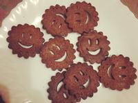 巧克力手工餅乾(簡易版💕)