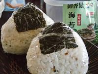 おにぎり 三角飯糰海苔口味