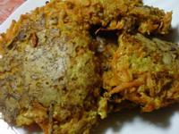 紅蘿蔔燕麥豆腐煎餅