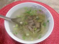 胗味榨菜下水湯