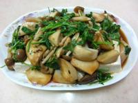 ♥我的手作料理♥ 菇菇豆腐