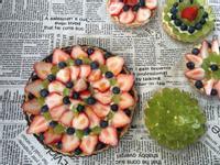 新鮮水果卡士達塔