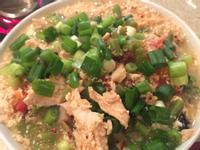 【瘦身必備!】鮭魚麥片鹹粥