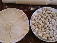 手作台式地瓜麵疙瘩