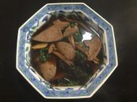 來道補益氣血而平時少吃的黃耆豬肝湯
