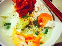 深夜食堂- 豚骨白湯拉麵