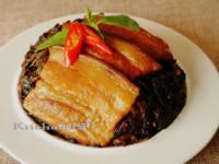 梅干扣肉_電鍋料理 經典客家菜 年菜推薦