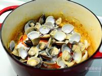薑黃海鮮燉飯